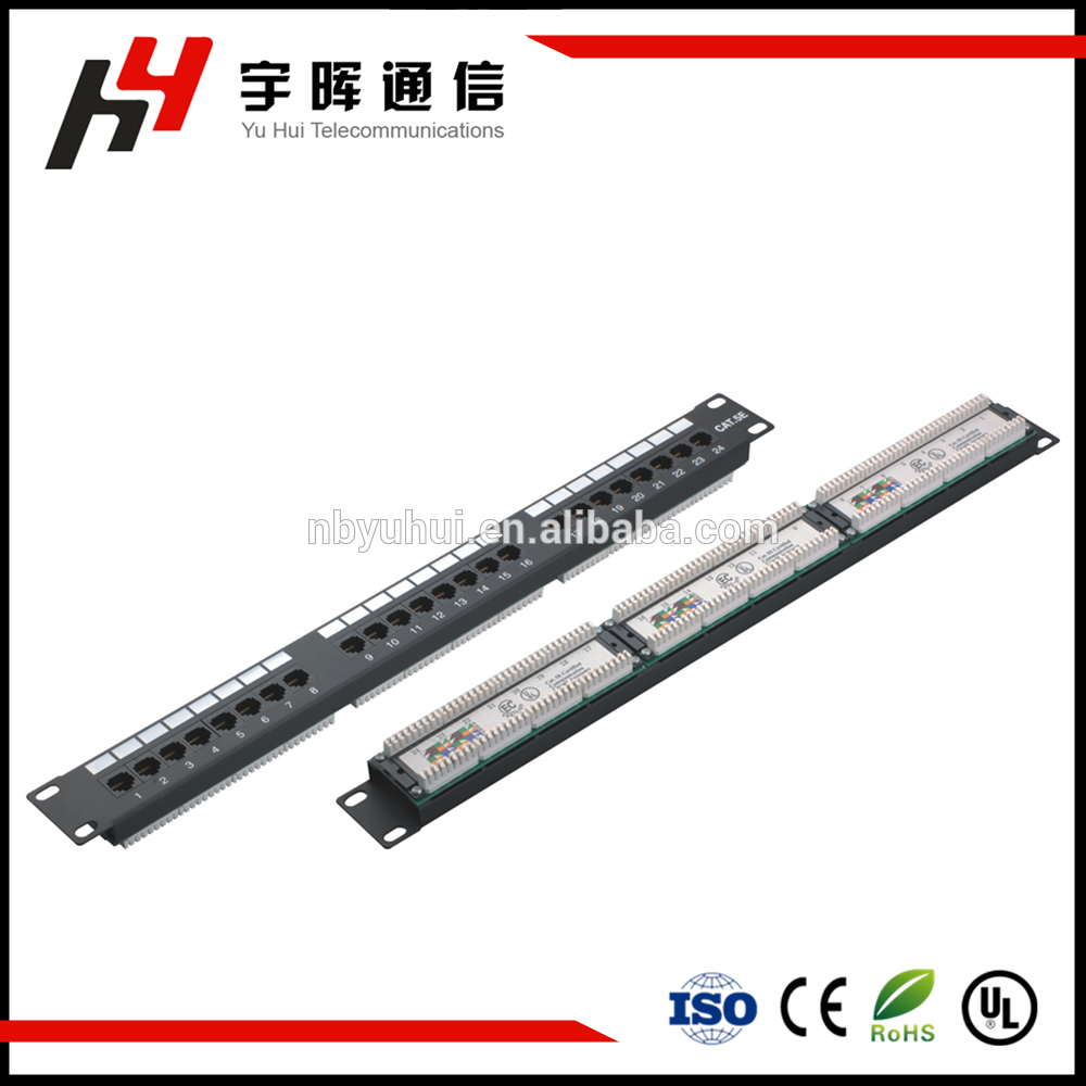 Dual IDC Patch Panel