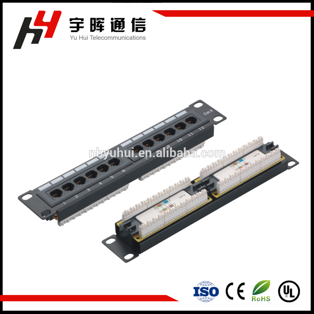 CAT6A Patch Panel