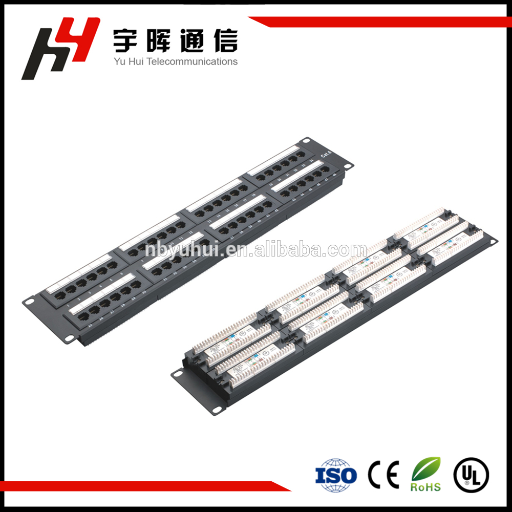 48 Hafen Patch Panel